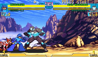 Marvel vs Capcom Marvel12