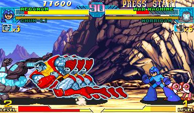 Marvel vs Capcom Marvel16