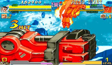 Marvel vs Capcom Marvel17