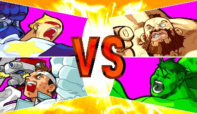 Marvel vs Capcom Marvel19