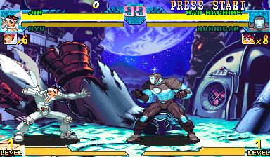 Marvel vs Capcom Marvel20