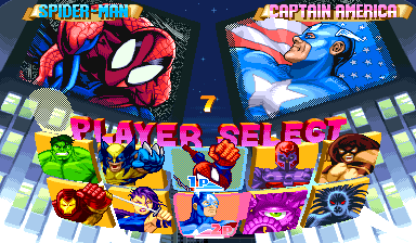 Marvel Super Heroes Mshu-010