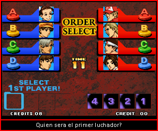 The King Of Fighters '99 Orden110