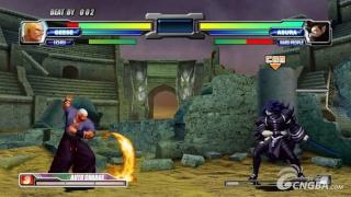 Neo Geo Battle Coliseum Screen12