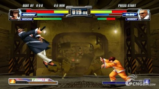 Neo Geo Battle Coliseum Screen13