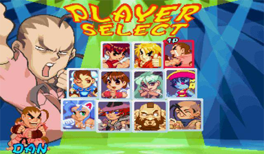 Poket Fighter Select10