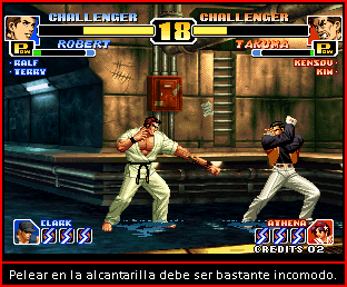 The King Of Fighters '99 Takuma11