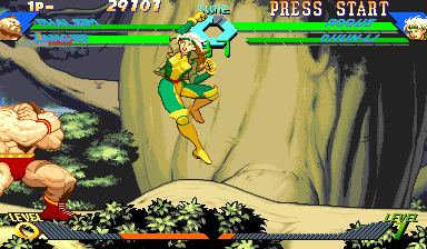 X-Men vs Street Fighter Xmvsfu12