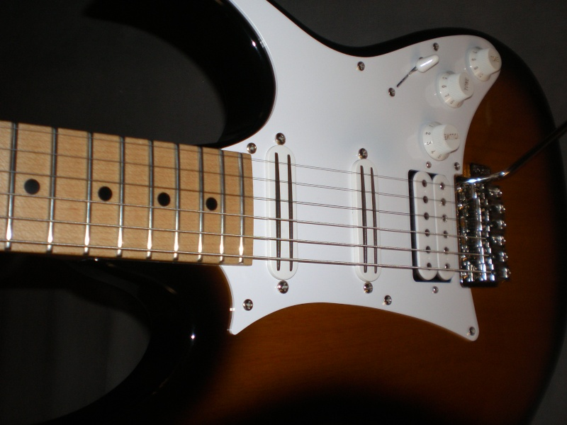 Ibanez AT 100 CL Andy Timmons signature P5070014