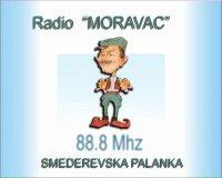 Radio MORAVAC 88.8 FM uživo online Lozovik radio stanice  Smederevska Palanka