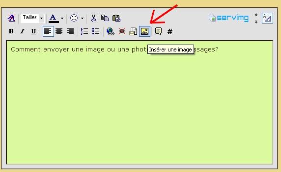 Comment envoyer une image/une photo? Insare14
