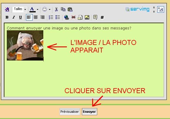 Comment envoyer une image/une photo? Insare22