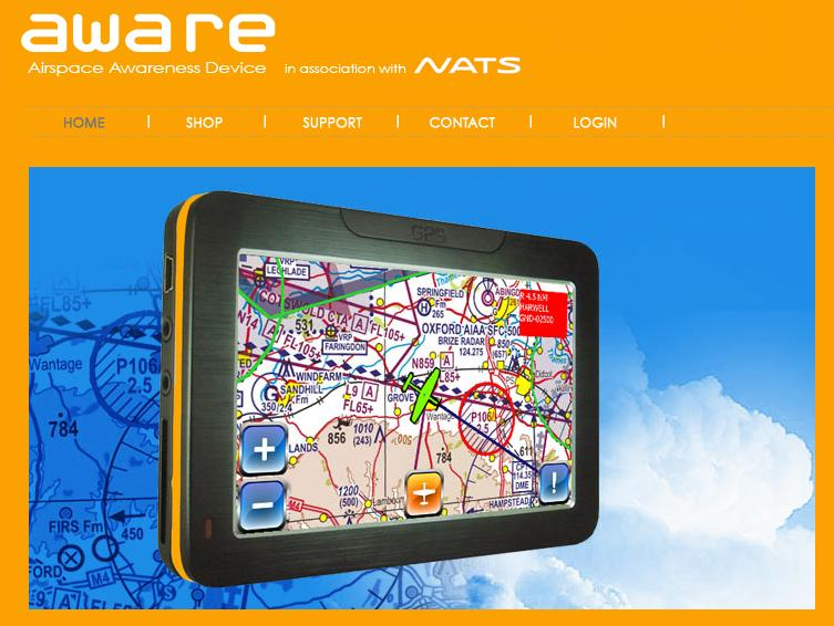Aware GPS from NATS  Aware10