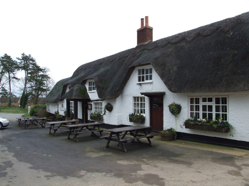 The Pheasant at Keyston. Ph510