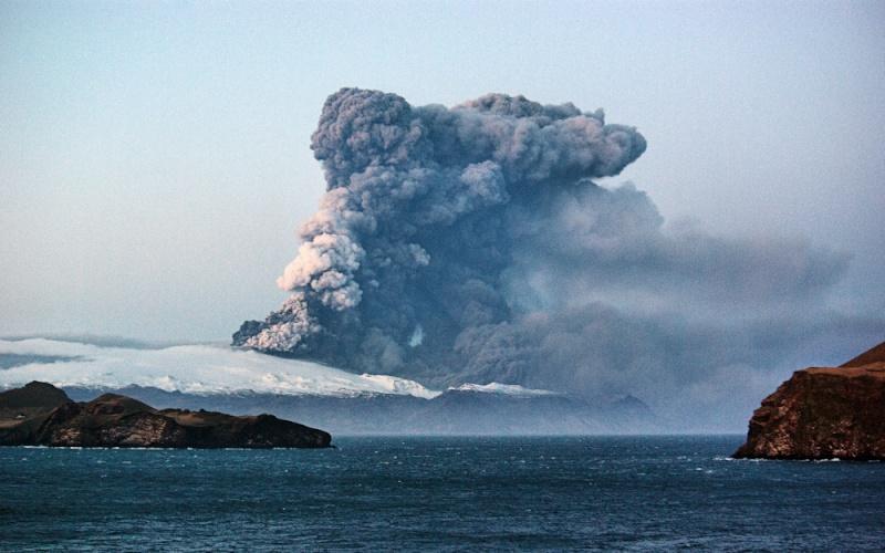 Foto eruzione Fimmvörðuhálsi - Islanda 45269710