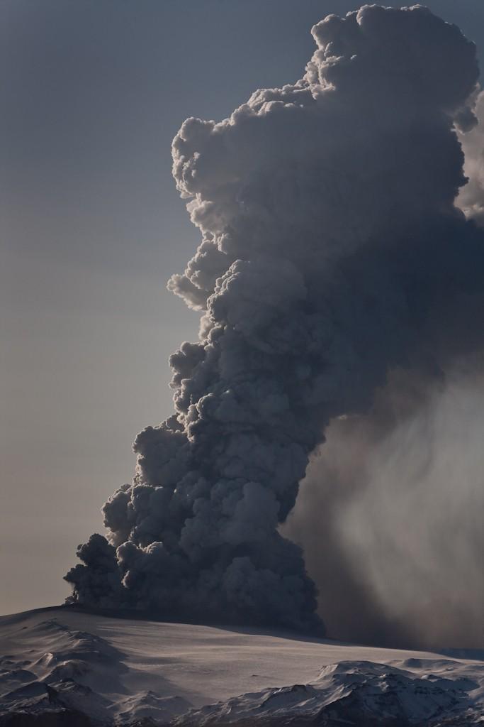 Foto eruzione Fimmvörðuhálsi - Islanda 45303610