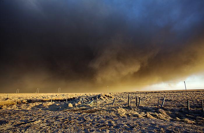 Foto eruzione Fimmvörðuhálsi - Islanda 45322210