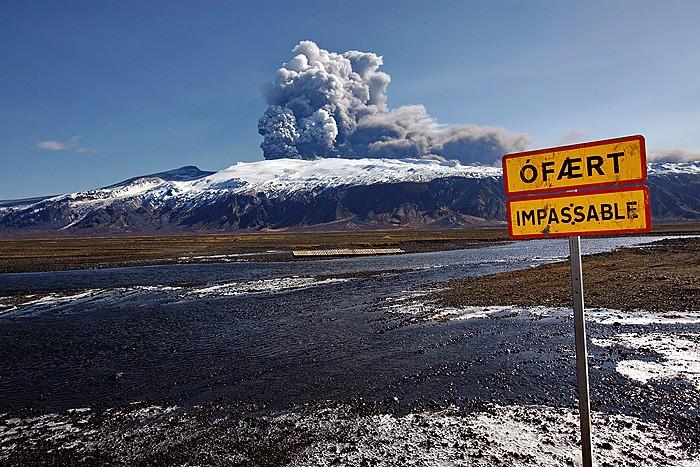 Foto eruzione Fimmvörðuhálsi - Islanda 45333112