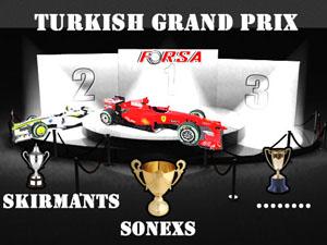 7. Turkish Grand Prix Turkey11