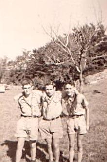LES SCOUTS DE LA 9ème CASABLANCA à BEAUSEJOUR Scouts11