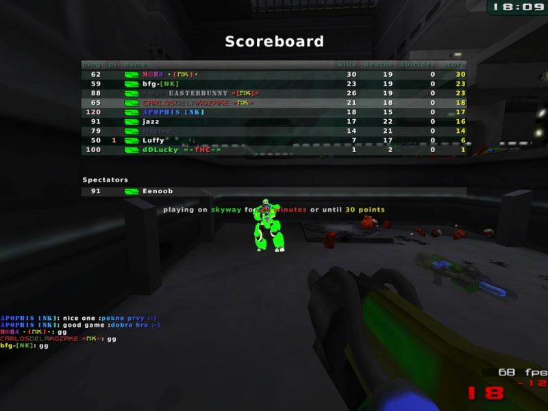 NK INVASION ON PK DM SERVER today :D Invasi12