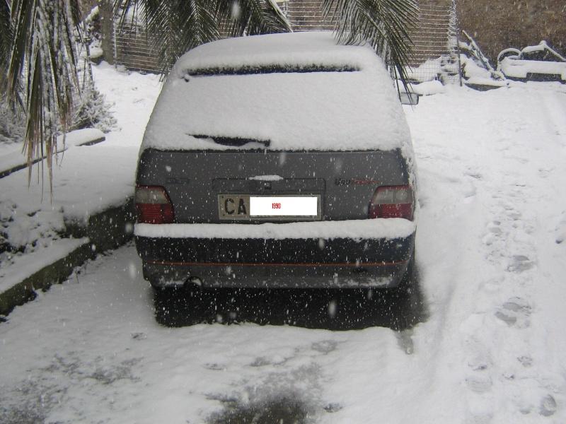 la mia Fiat Uno 1.0 Fire SX 1990 Img_0910