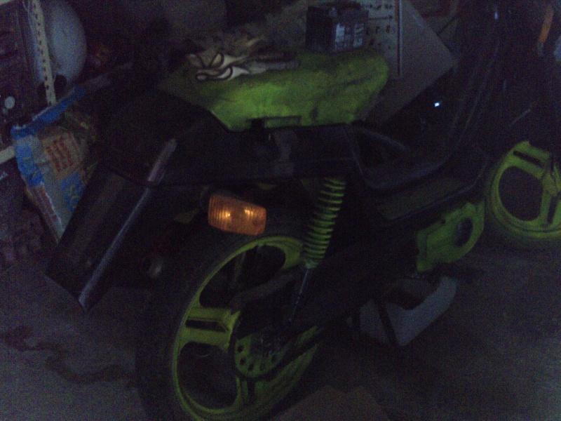 Foto di moto d'epoca o rare avvistate per strada Master11