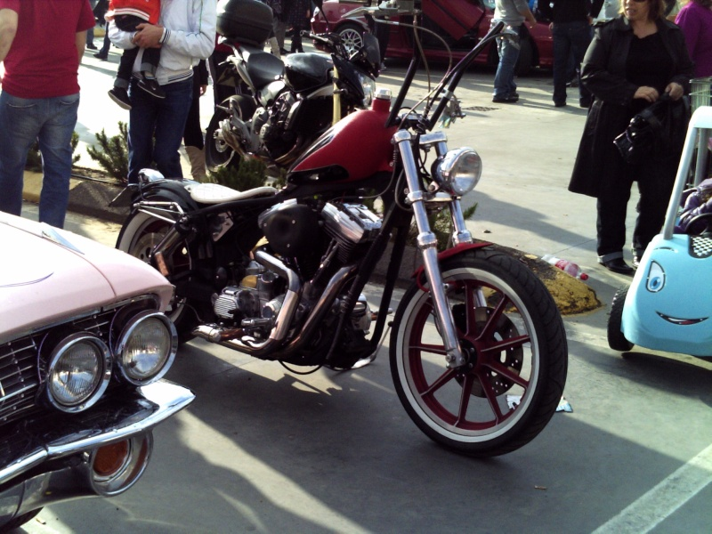 Foto di moto d'epoca o rare avvistate per strada Pict0068