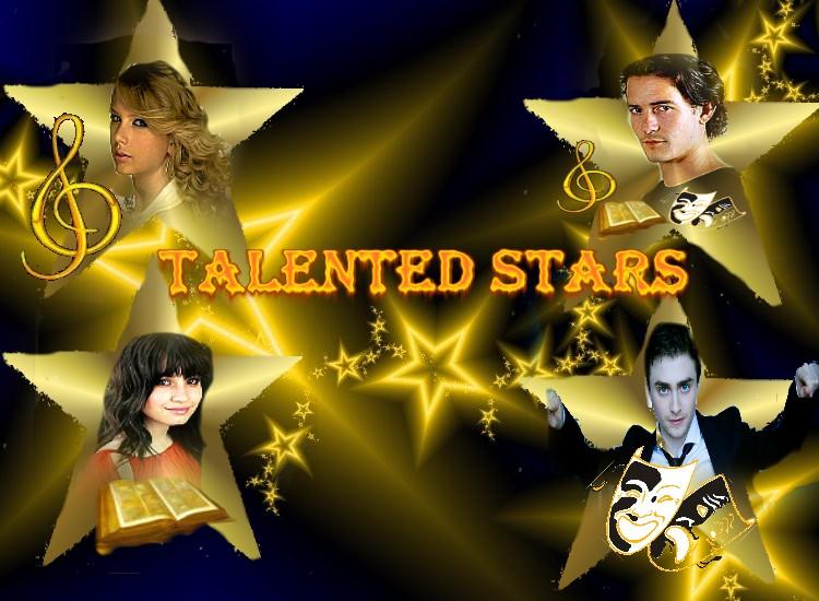 ♪★Talented Stars♪★
