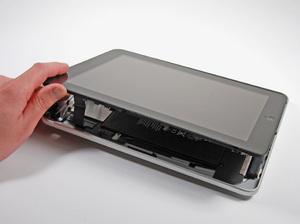 Démontage de l'iPad Damont12