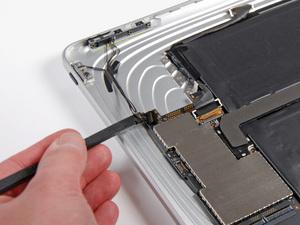 Démontage de l'iPad Damont14