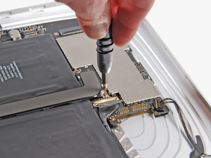 Démontage de l'iPad Damont15