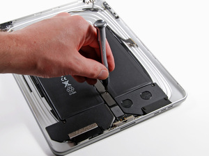 Démontage de l'iPad Damont17