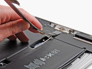 Démontage de l'iPad Damont18