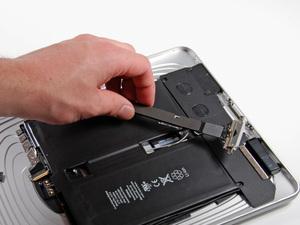Démontage de l'iPad Damont19