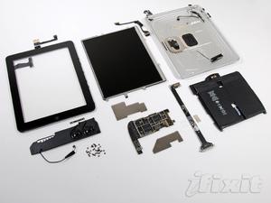 Démontage de l'iPad Damont21