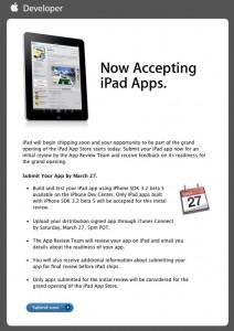 Apple accepte les applications iPad. Ipad_a10