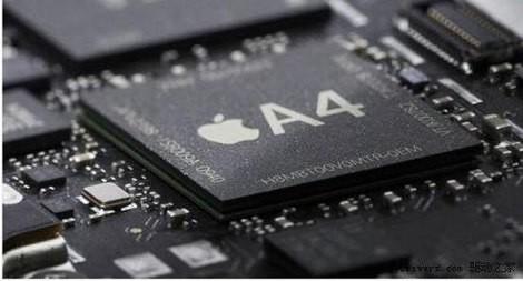 La puce A4 de l'iPad à un million de dollars. Puce_a10