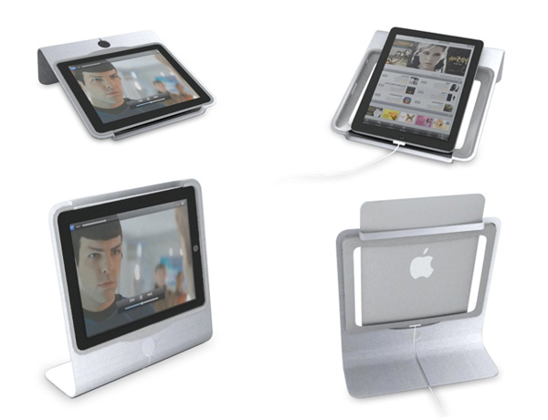 ViewStand un support pour l'iPad d'Apple Viewst10