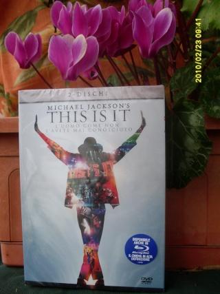 This is It DVD e blu-ray DVD collector's edition-in vendita dal 23 Febbraio - Pagina 39 Sdc11513