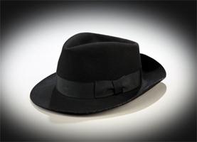 Un chapeau de Michael pour un musée Fedora10