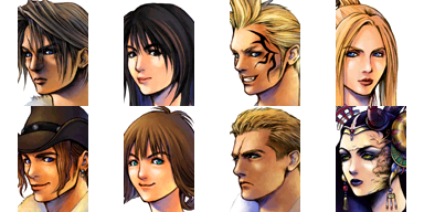 Divers Facesets Ff8-he10