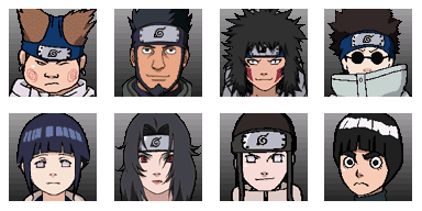 Divers Facesets Naruto11