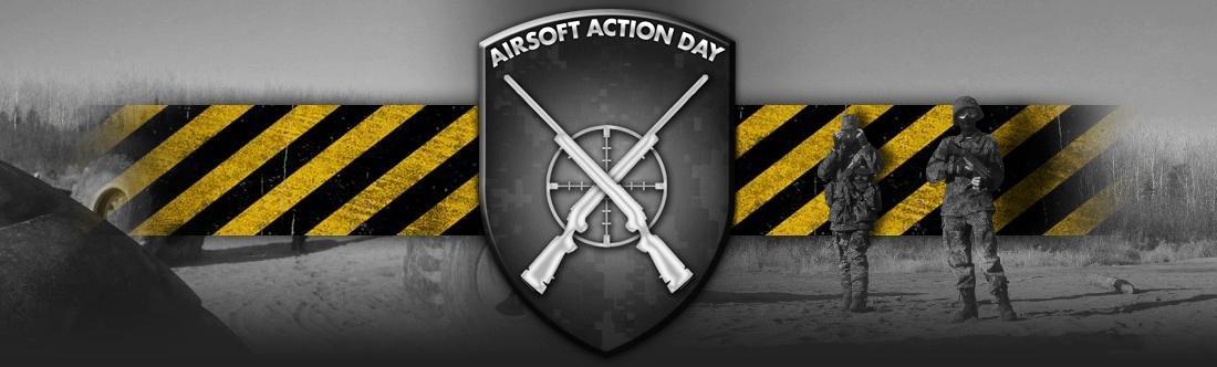 AIRSOFT ACTION DAY ● Le forum des évènements d'airsoft québécois