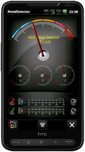 [HD2] Détecteur de métaux Metald10