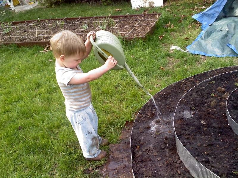 Biggest threat to my garden is...... 04200010