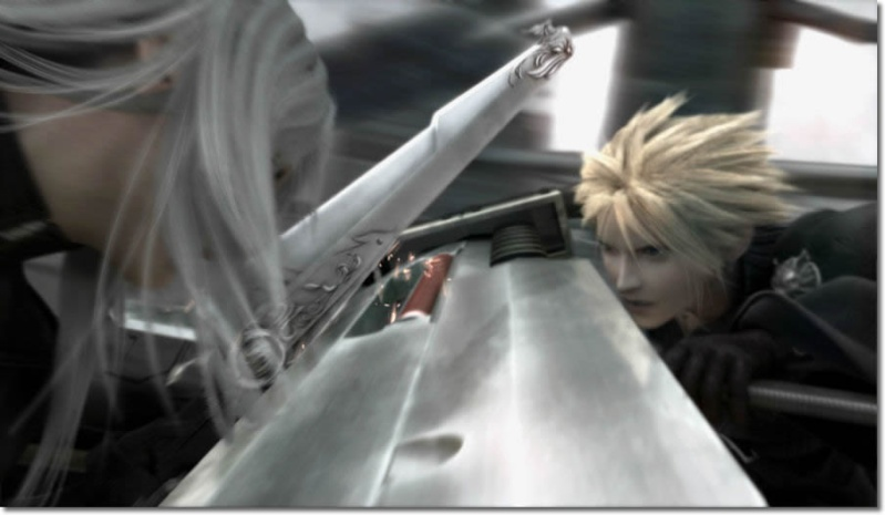 Final Fantasy Given to me by ASUMI... Advent10