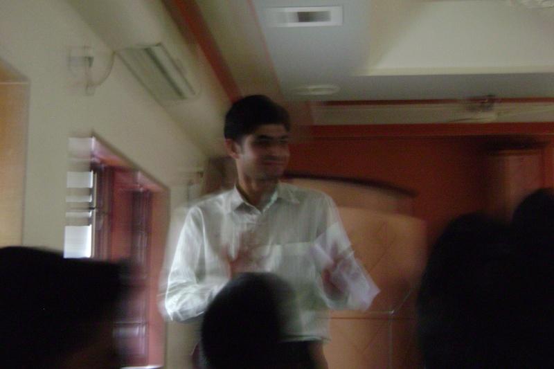 Paper Presentation of CM 2nd year !!! Gfbfgb10