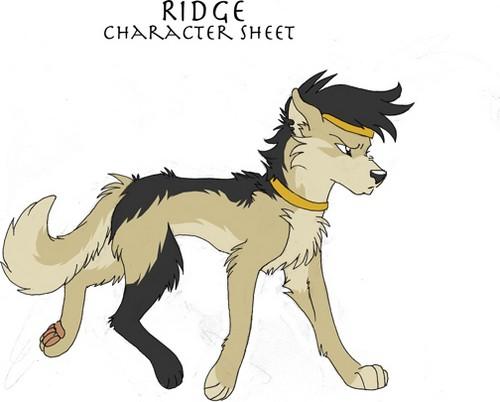Ridge (Libre) Charac11