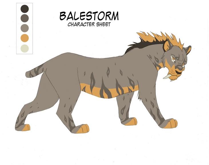 Balestorm (Libre) Charac23